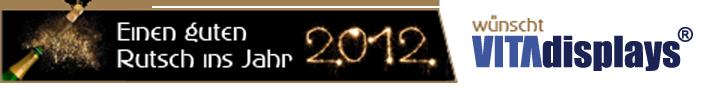 Guten Rutsch ins Jahr 2012!