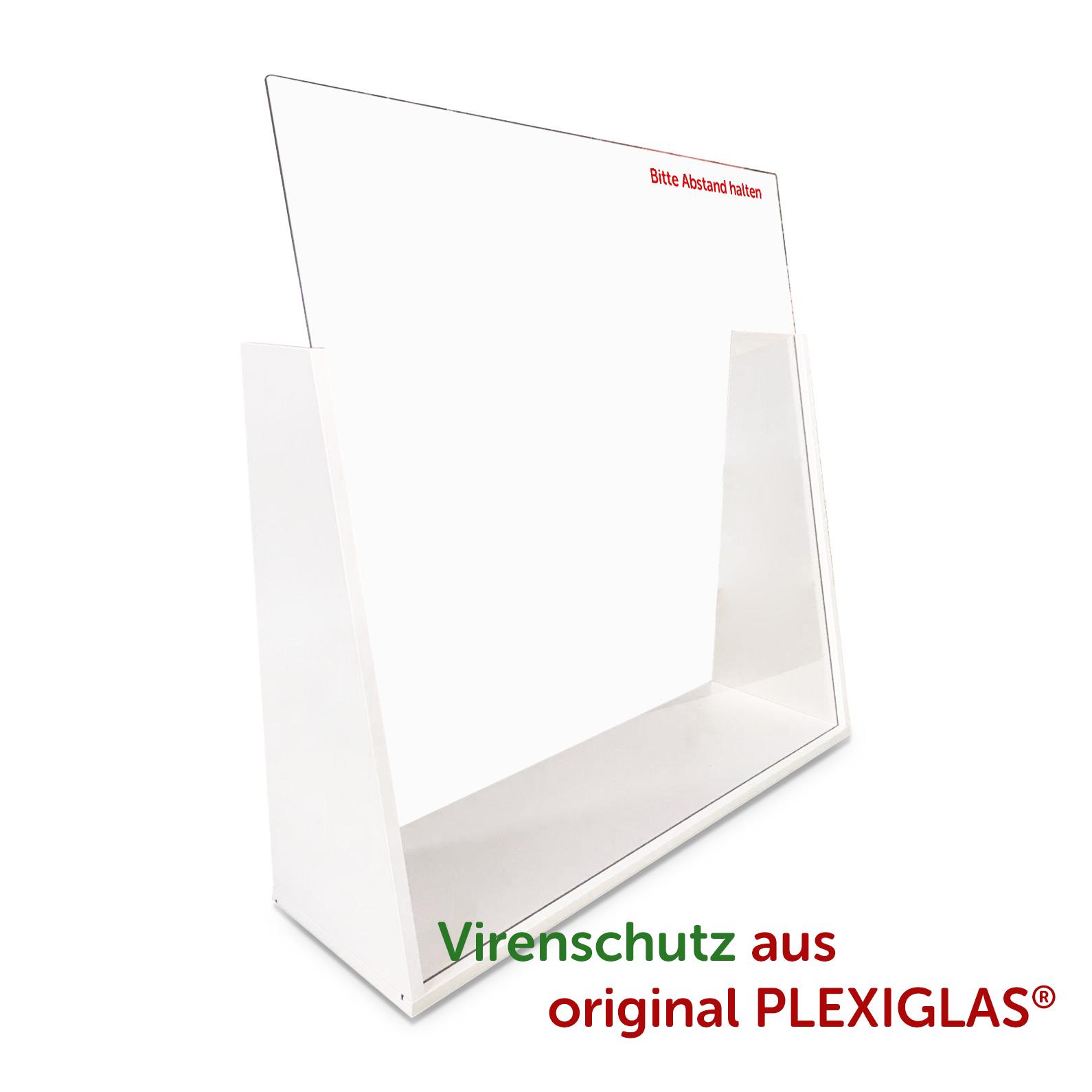 Klare Visitenkarte-Halter-Ausstellungsstand-Acrylplastikschreibtisch-Regal GE